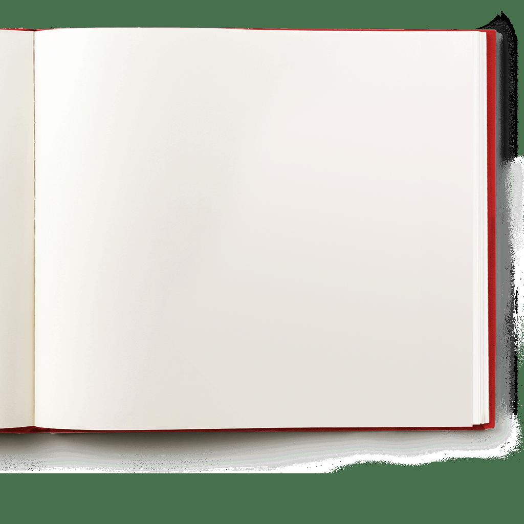 Diary book open
