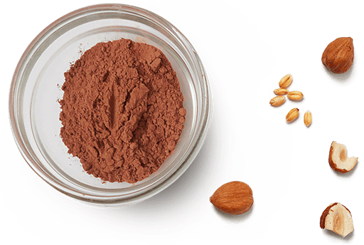 Kakao i lesnici