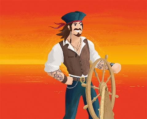 Pirat sada