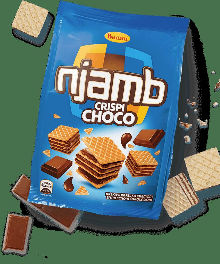 Crispi choco pack