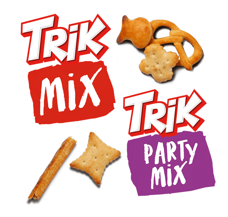 Trik mix logo
