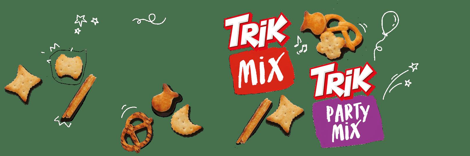 Trik mix