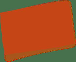 Narandžasti papirić