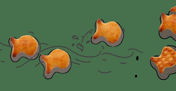 Trik ribice ilustracija