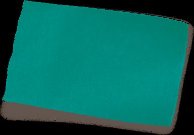 Trik ribice zeleni papirić